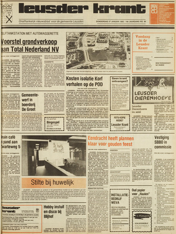 Leusder Krant 1983-01-27