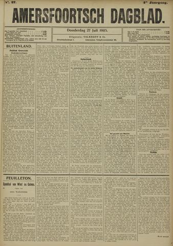 Amersfoortsch Dagblad 1905-07-27