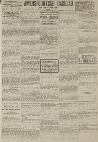 Amersfoortsch Dagblad / De Eemlander 1923-01-22