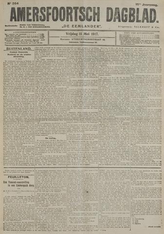 Amersfoortsch Dagblad / De Eemlander 1917-05-11