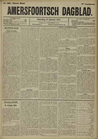 Amersfoortsch Dagblad 1907-01-19