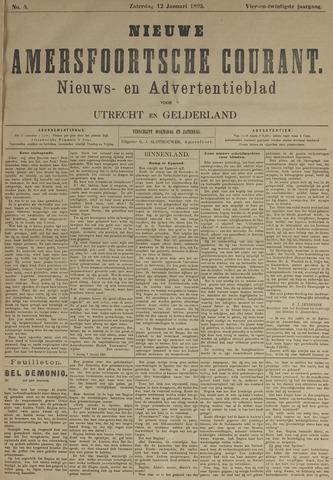 Nieuwe Amersfoortsche Courant 1895-01-12