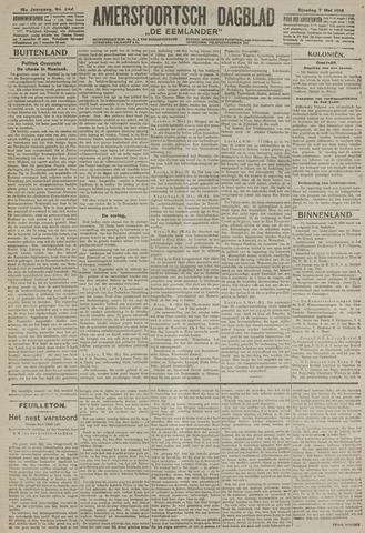Amersfoortsch Dagblad / De Eemlander 1918-05-07
