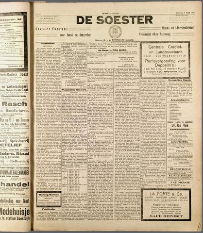 De Soester 1922-04-01