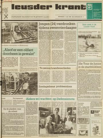 Leusder Krant 1990-07-11