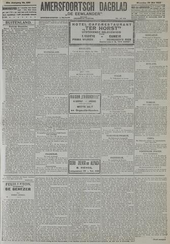 Amersfoortsch Dagblad / De Eemlander 1922-05-29