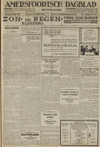Amersfoortsch Dagblad / De Eemlander 1930-05-24