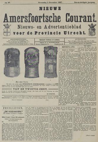 Nieuwe Amersfoortsche Courant 1907-12-04