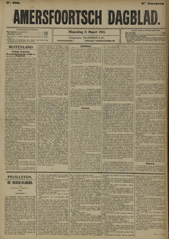 Amersfoortsch Dagblad 1911-03-06