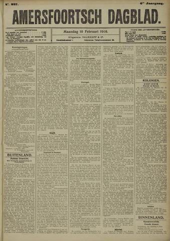Amersfoortsch Dagblad 1908-02-10