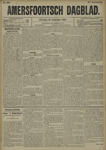 Amersfoortsch Dagblad 1909-08-24