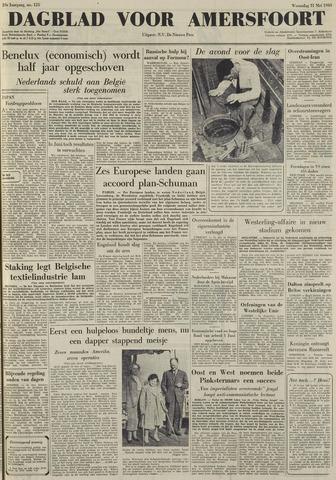Dagblad voor Amersfoort 1950-05-31