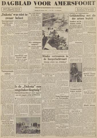 Dagblad voor Amersfoort 1947-01-28