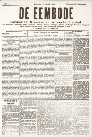 De Eembode 1905-04-22