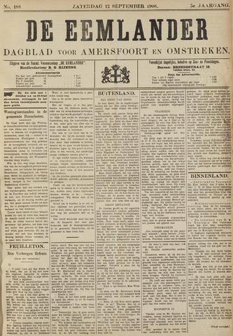 De Eemlander 1908-09-12