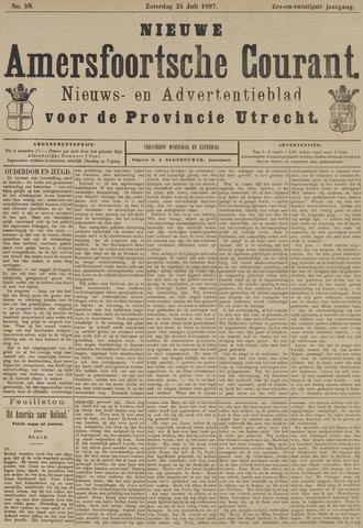 Nieuwe Amersfoortsche Courant 1897-07-24