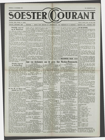 Soester Courant 1958-11-18