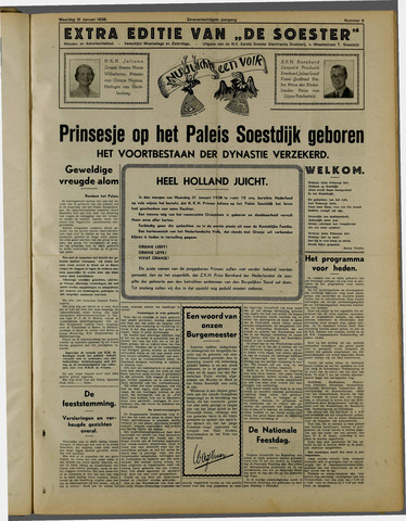 De Soester 1938-01-31