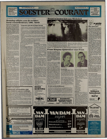 Soester Courant 1986-01-15