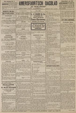 Amersfoortsch Dagblad / De Eemlander 1927-07-06