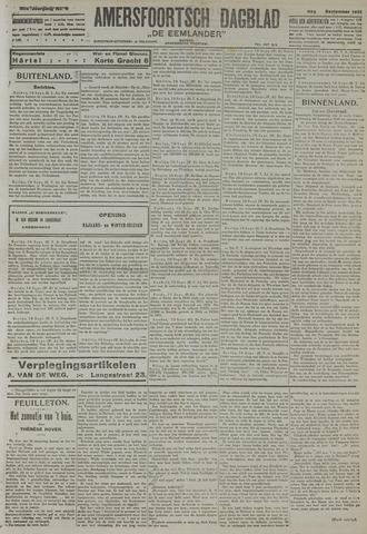 Amersfoortsch Dagblad / De Eemlander 1921-09-20
