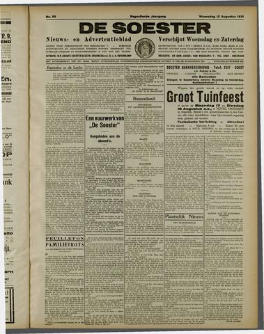 De Soester 1931-08-12