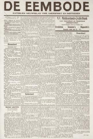 De Eembode 1921-10-11