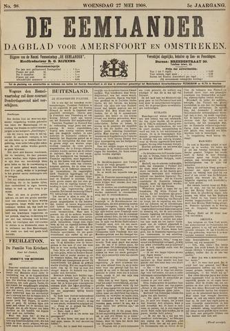 De Eemlander 1908-05-27