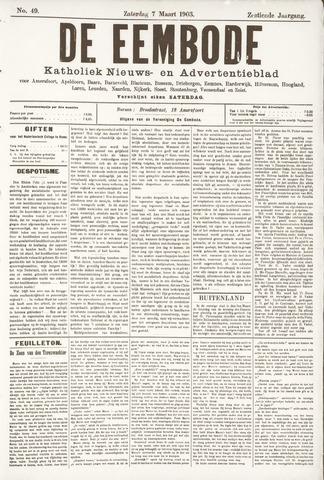 De Eembode 1903-03-07