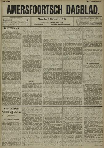 Amersfoortsch Dagblad 1908-11-09