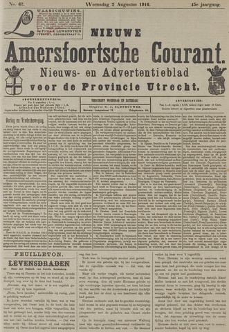 Nieuwe Amersfoortsche Courant 1916-08-02