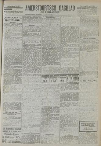Amersfoortsch Dagblad / De Eemlander 1921-04-30