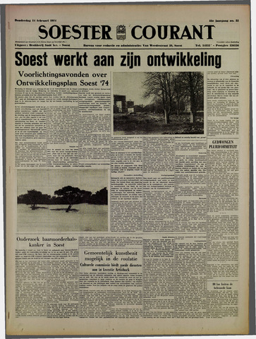 Soester Courant 1974-02-14