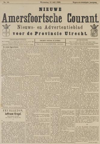 Nieuwe Amersfoortsche Courant 1900-07-11