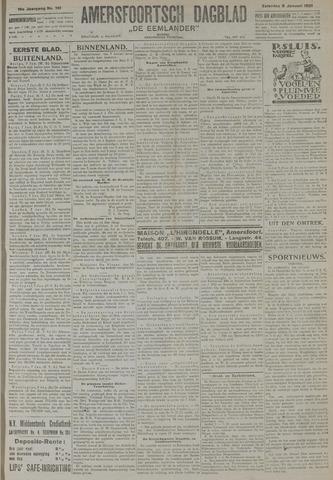 Amersfoortsch Dagblad / De Eemlander 1921-01-08