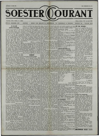 Soester Courant 1957-05-28
