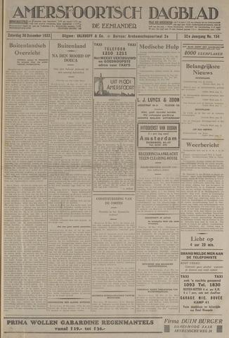 Amersfoortsch Dagblad / De Eemlander 1933-12-30