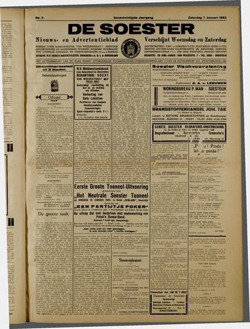 De Soester 1933-01-07