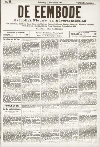 De Eembode 1901-09-07