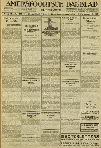 Amersfoortsch Dagblad / De Eemlander 1932-12-02