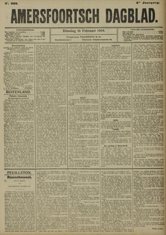 Amersfoortsch Dagblad 1904-02-16