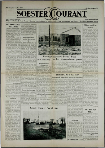 Soester Courant 1967-11-07