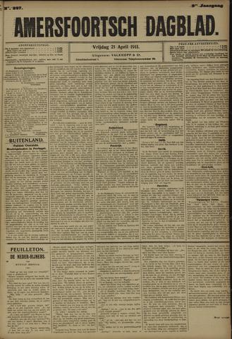 Amersfoortsch Dagblad 1911-04-21