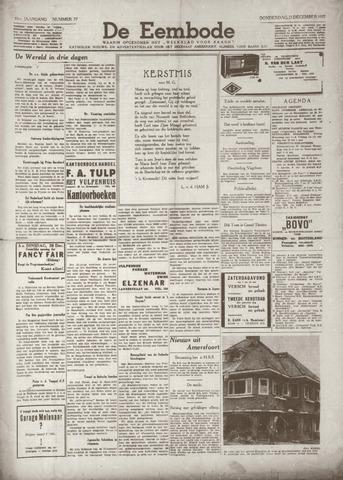 De Eembode 1937-12-23