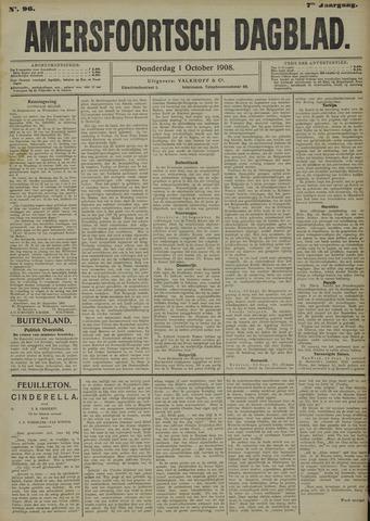 Amersfoortsch Dagblad 1908-10-01