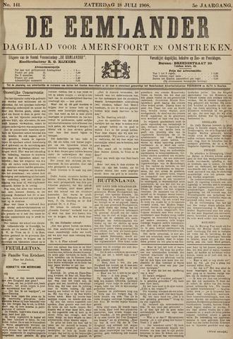 De Eemlander 1908-07-18