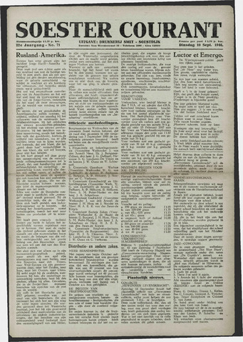 Soester Courant 1946-09-10