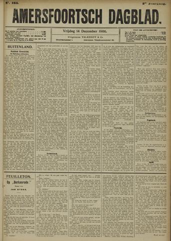 Amersfoortsch Dagblad 1906-12-14