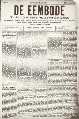 De Eembode 1898-03-19