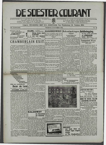 Soester Courant 1940-10-11